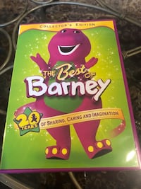 The Best of Barney: Collector's Edition DVD Toronto, M1S 1V9