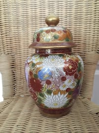 Vintage Chinese ginger jar w/ matching lid Dumfries, 22026