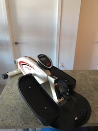 FitDesk Under Desk Elliptical null