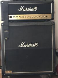 Marshall Half Stack JCM 2000 DSL 100 head with JCM900 1960A 4x12 cabinet Goodview, 24095