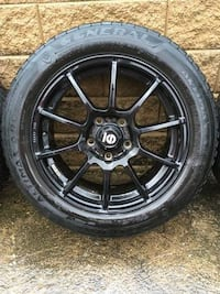 """Wheels Sparco Assetto 16x7"""""""