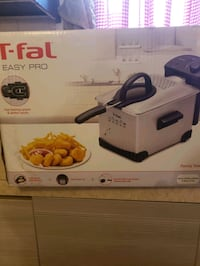 Fry machine. Never used it