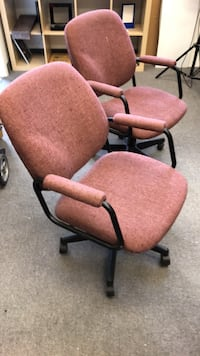 6 board room chairs. $5 each Mississauga, L5N 5M1