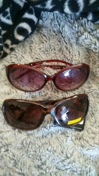brown framed sunglasses with case Washougal, 98671