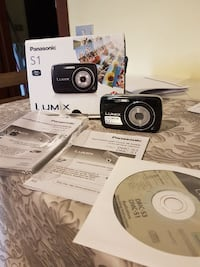 fotocamera digitale Panasonic Lumix point-and-shoo Roma, 00177