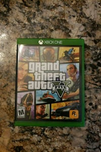 Xbox One Grand Theft Auto Five case Bowie, 20720