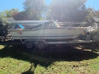 1989 stratos saltwater fishing boat  Charlotte, 28216
