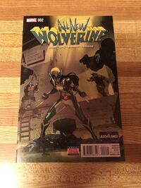 Comic All new Wolverine