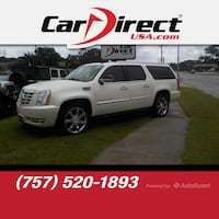 2009 Cadillac Escalade ESV Virginia Beach, 23455
