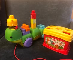 Set of toys for 1-2 year old