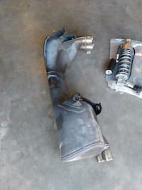 Buell 1125 CR/R OEM Exhaust 1944 mi