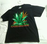 Cannabis t shirt get a free g with it 544 km