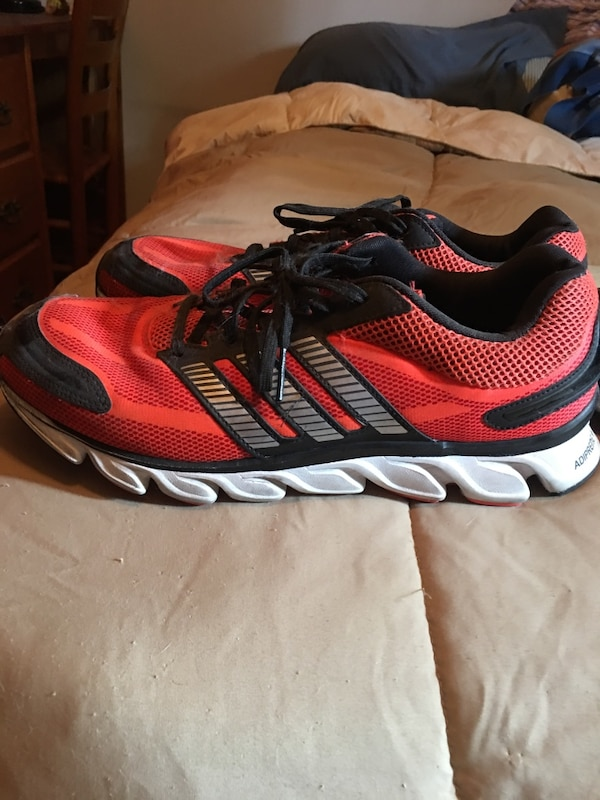 9cf7e902ca40ea Used black red and grey rubber shoes for sale in Palm Bay - letgo