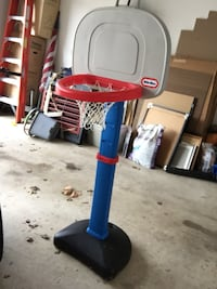 Little tikes basketball stand, backboard and net Chantilly, 20152