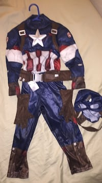 Disney's Captain America Kids Union City, 94587