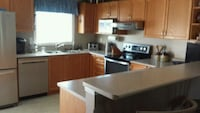 Kitchen and bathroom counter tops