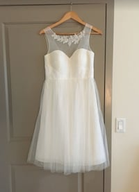 BHLDN Tea Length Wedding Dress Sunnyvale, 94086