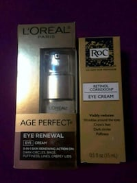 Loreal and Roc face products Bakersfield, 93308