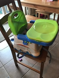 Fisher price booster chair Mississauga, L5R 0C5