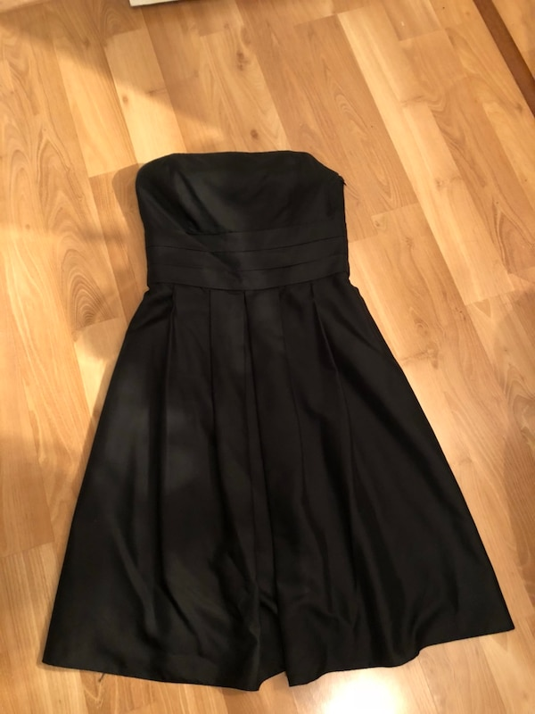 Ann Taylor Black silk dress -size 4 04850e17-0486-4042-bb7a-8feb0d8f9082