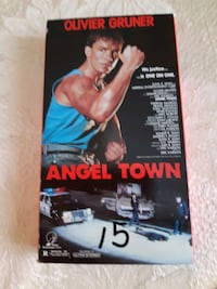 Angel Town (1990 VHS)
