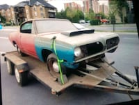 1969 Plymouth Barracuda Laval