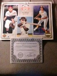 1992 mlb all star game fanfest autograph  Rialto, 92376