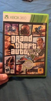 Xbox360 GTA5 Patchogue, 11772