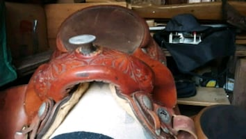 Saddle, in great condition