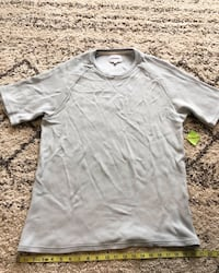 Norse Projects Malte Plated Yarn T-shirt. Size large Vancouver, V5S 2G9