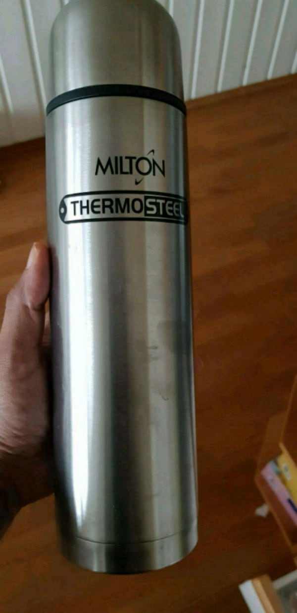 Steel bottle. Thermokanne 28f9c355-d95c-49be-b0ff-a5dc713acbe8