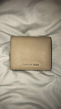 brown Michael Kors leather wallet Vancouver, V5R 4E8