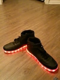 Light up shoes sz 9.5  Chino Hills, 91709