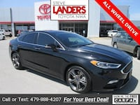 2017 Ford Fusion Rogers, 72758