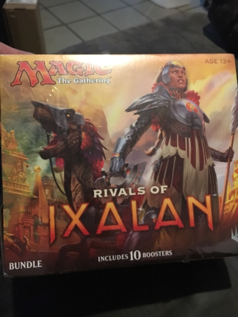Photo Magic the gathering Rivals of Ixalan New in box