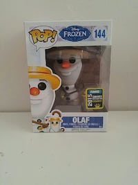 Olaf Summer Convention Exclusive Funko