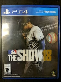 MLB The Show 18 Waterloo, N2L 6A4