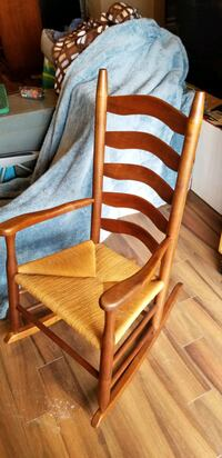 Artisan Solid Maple Rocking Chair from Woody's Chair Shop,  NC Olney, 20832