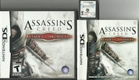 Assassin's Creed [ Altair's Chronicles ] (DS)  USE Newmarket