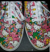 Hello Kitty Vans 6.5 Stockton, 95203