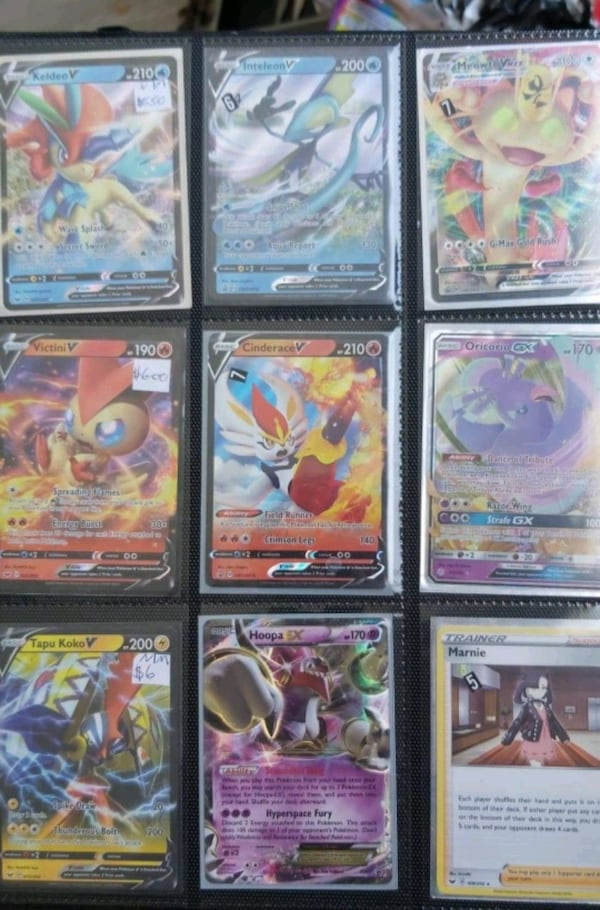 Pokemon card collection for sale  718c3c80-9026-48a3-abd1-39069ce5f1d4