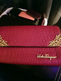 red leather Michael Kors wallet O'Fallon, 63366
