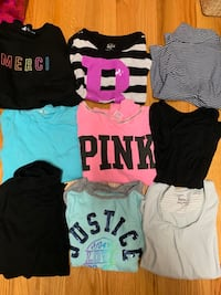 Girls clothes size 12/14