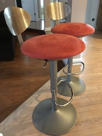 Modern Italian Barstools. Selling both Germantown, 20876