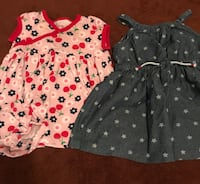Girls size 6 months Tulare, 93274