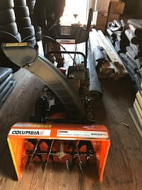 """Columbia 24"""" snowblower with electric start Lancaster"""