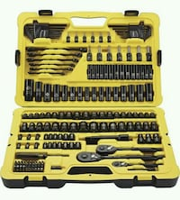 Stanley 183-piece ratchet/socket set **BRAND NEW** Edmonton, T5B 3Z2