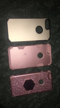 iPhone 6/7/8 plus and the pink ones $13 each but the gold one is $5 Fresno, 93725