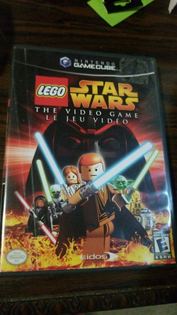 Used Lego Star Wars The Videogame Orginal Gamecube For Sale In