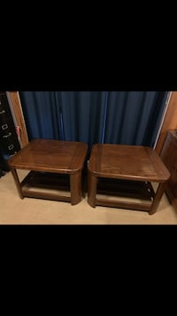 Two end tables Claymont, 19703